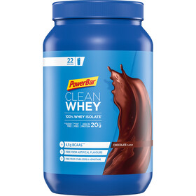 PowerBar ProteinPlus Whey Isolate 100% Bidon 570g, Chocolate